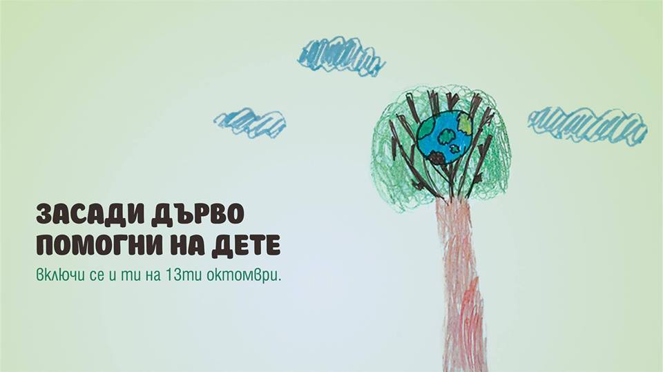 Засади своето дърво на живота!