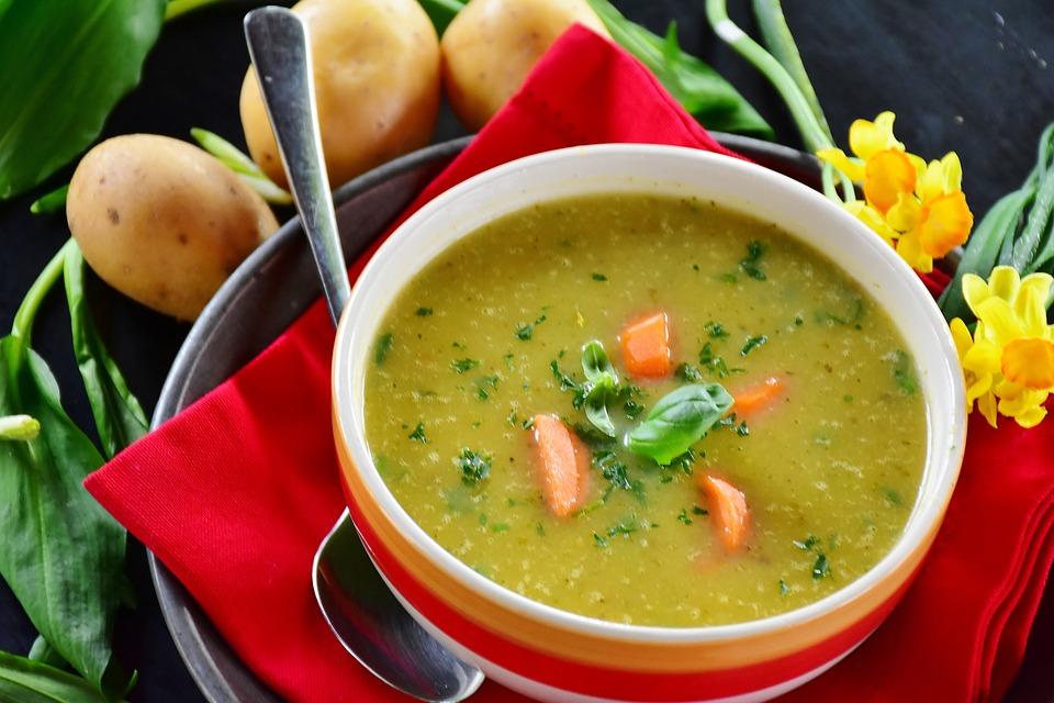 Ще разбера какъв си по... избора на супа!