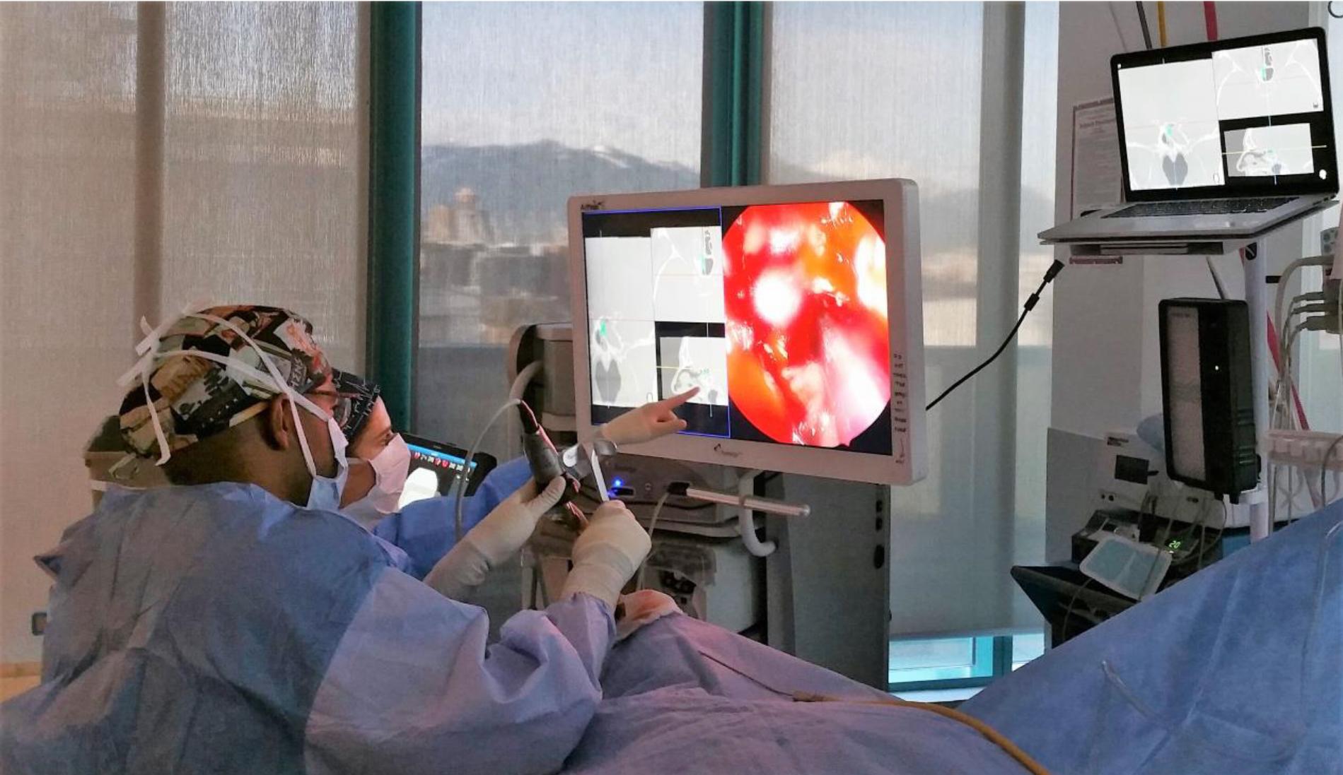 """За първи път в болница """"Европа"""" навигационна система NaviENT"""