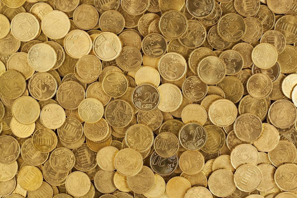 Намерих си стотинка или пък две...