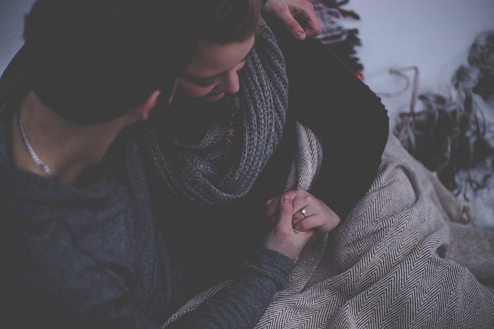 Нестандартно предложение за брак