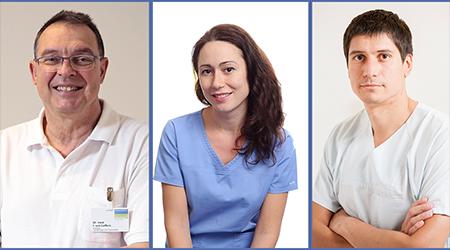 Четири пациентки оперира проф. Инго фон Леферн в България