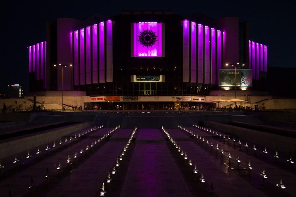 НДК ще светне в лилаво заради редките форми на ангиоедем