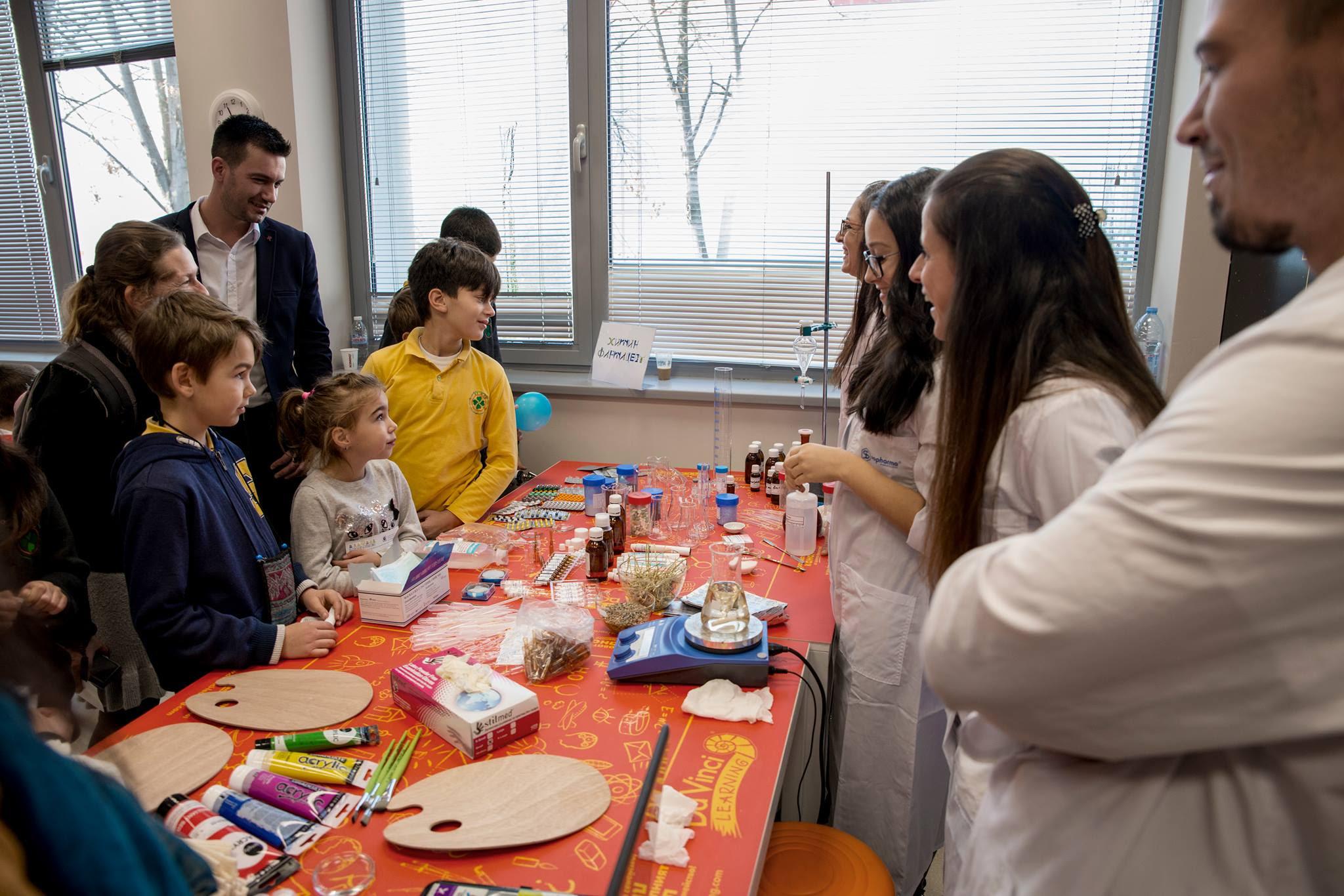 Базарът на професиите помага на младежите при избора на специалност