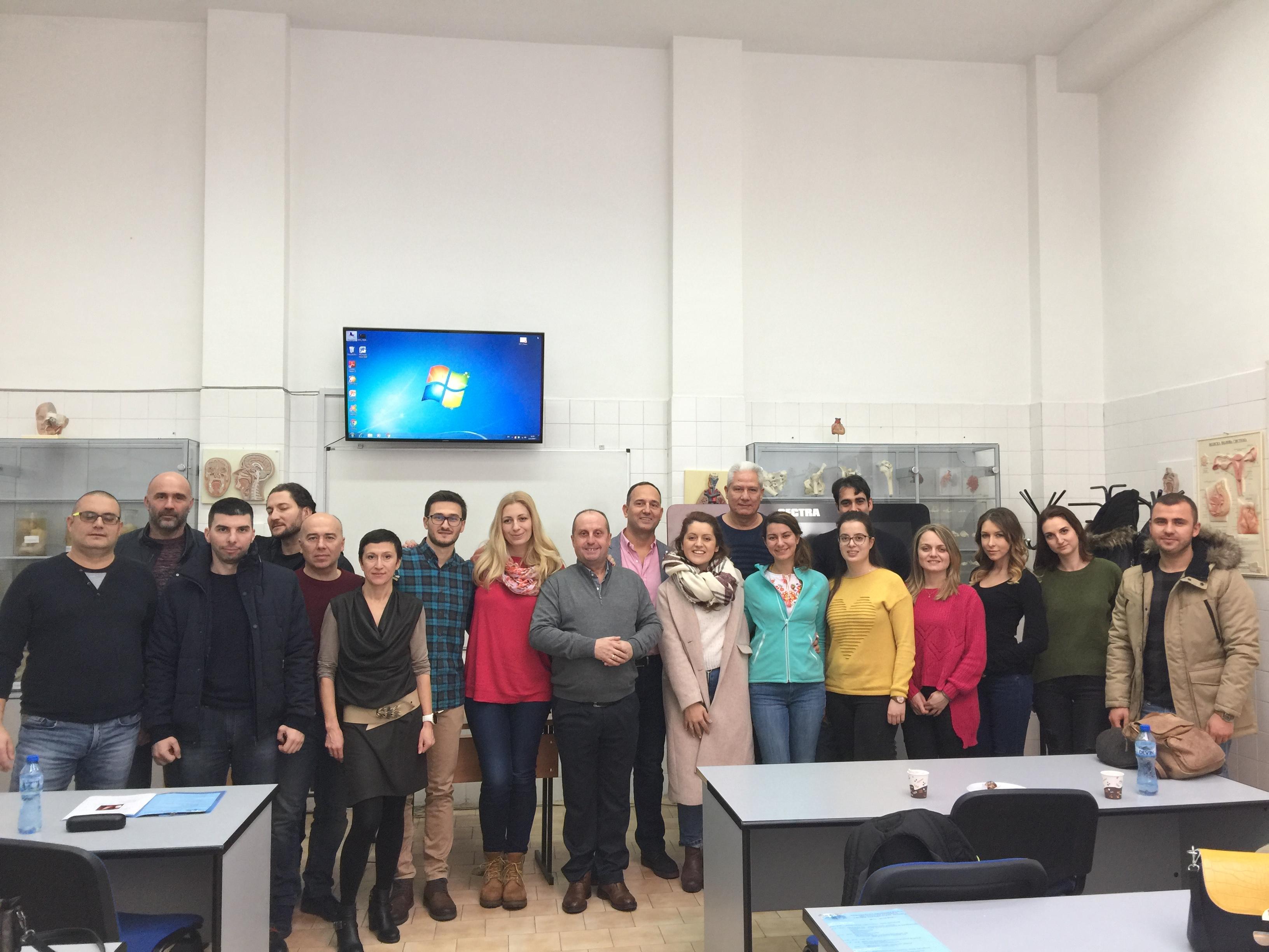 "УМБАЛ ""Свети Георги"" и МУ – Пловдив организираха за втора поредна година  ендоскопски курс за УНГ специалисти"