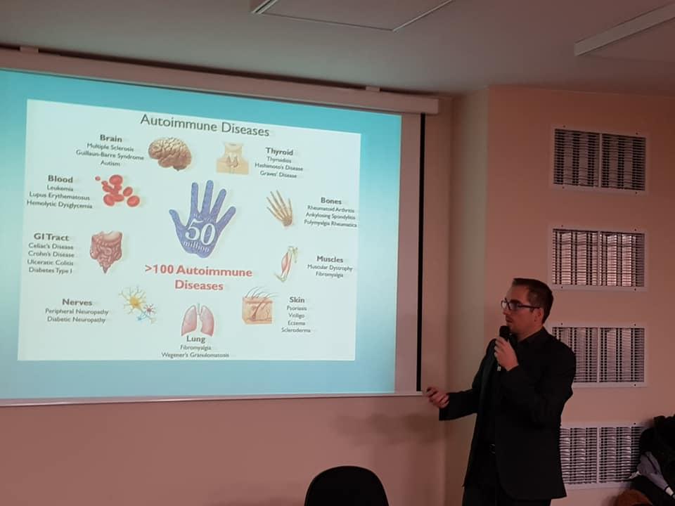 """Тест за непоносимост към 108 храни при пациенти с автоимунни заболявания пуска УМБАЛ """"Св. Иван Рилски"""""""