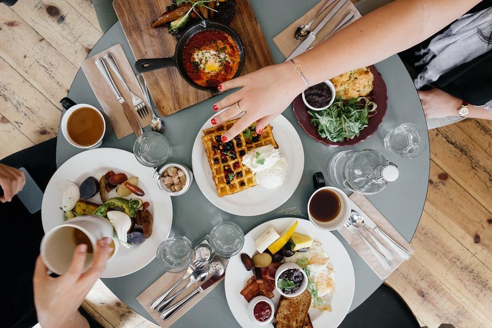 13 златни правила за хранене!