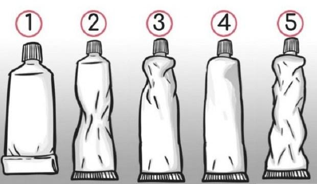 Начинът, по който изстисквате пастата си за зъби, показва личността ви!