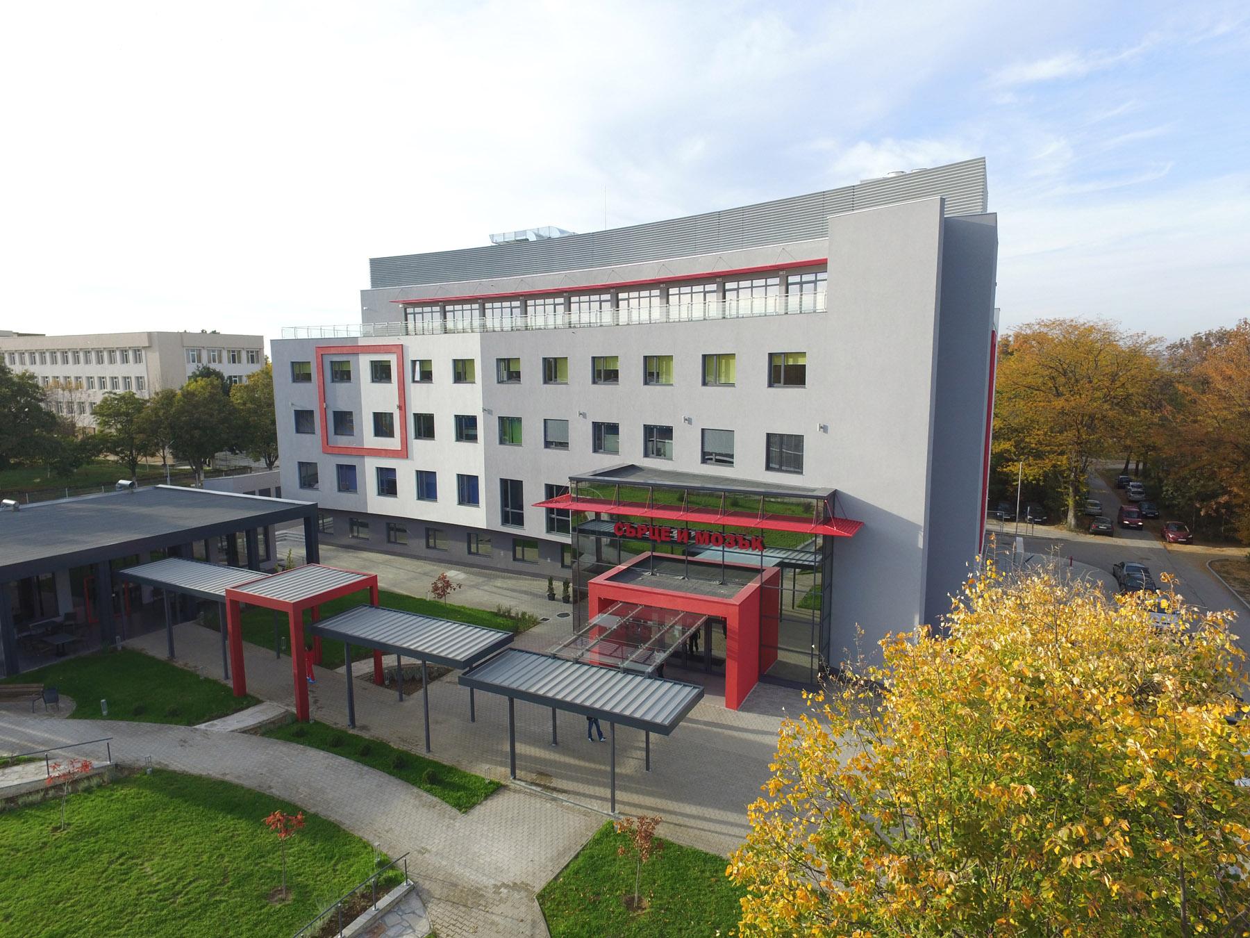 Високотехнологичната болница