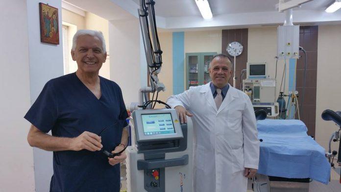 "Вагинално подмладяване по италианска методика в АГ болница ""Свети Лазар"