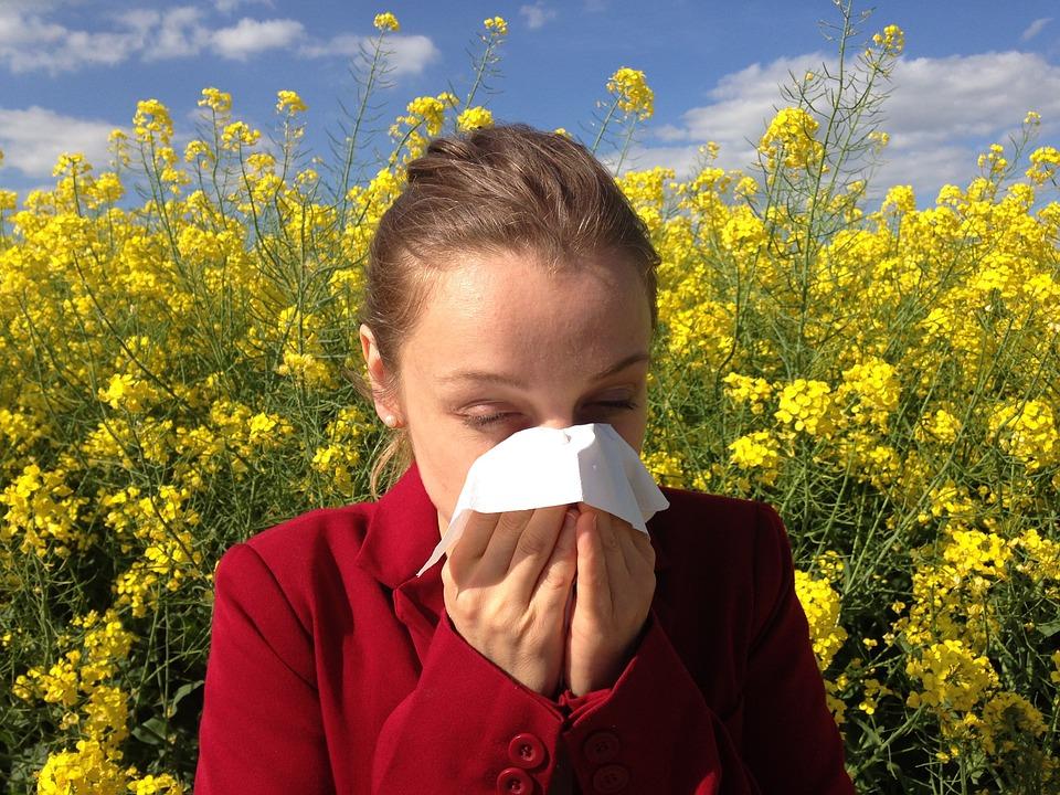 Слънцето облекчава астмата