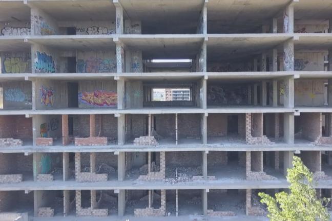 Опасна ли е сградата, предвидена за Национална детска болница?