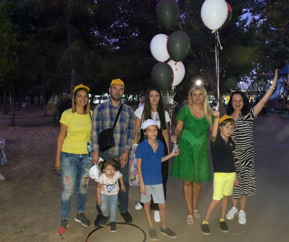 Аптеки организираха детски празник навръх празника Вяра, Надежда и Любов