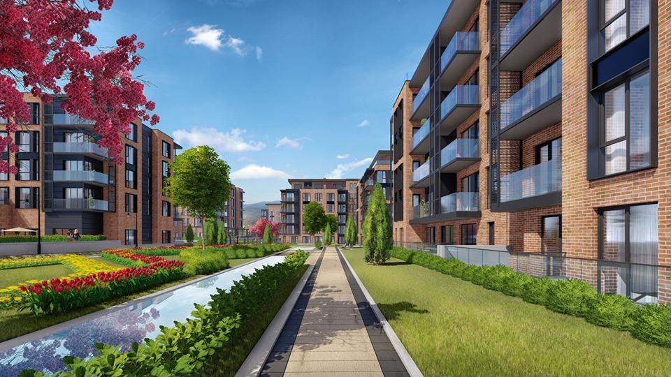 Пловдив конкурира София в луксозното строителство