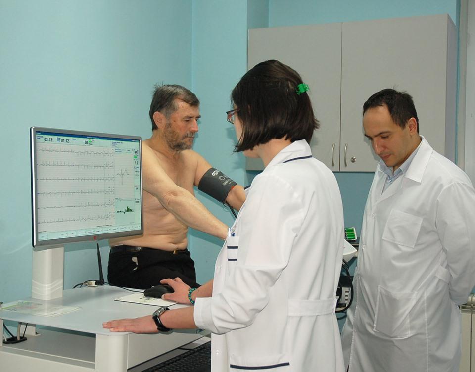 Безплатни кардиологични прегледи през ноември