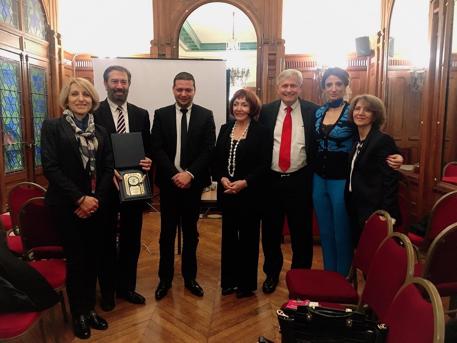 За първи път: Представиха историята за спасението на българските евреи в Париж