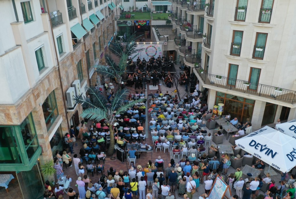 Община Балчик е финалист за Черноморските Оскари