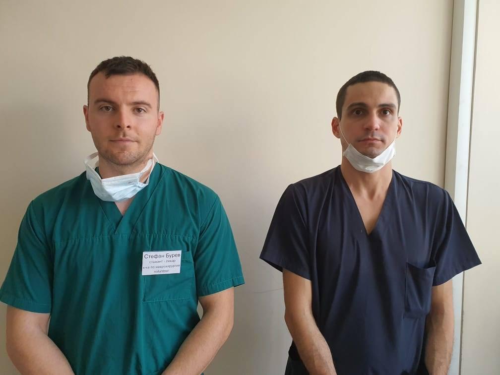 Да доброволстваш от първи курс на Медицинския университет