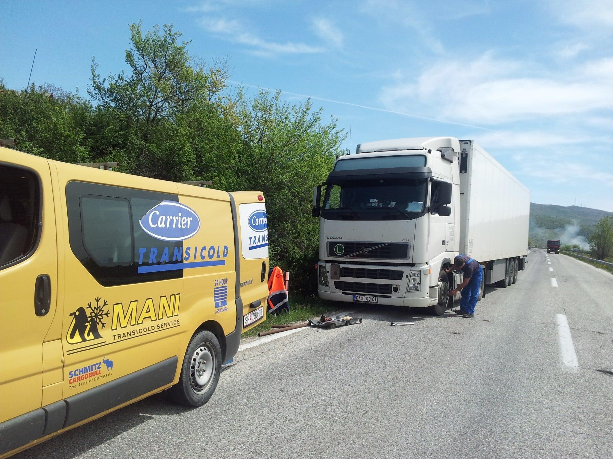 Македонска компания е Балкански лидер в хладилния транспорт