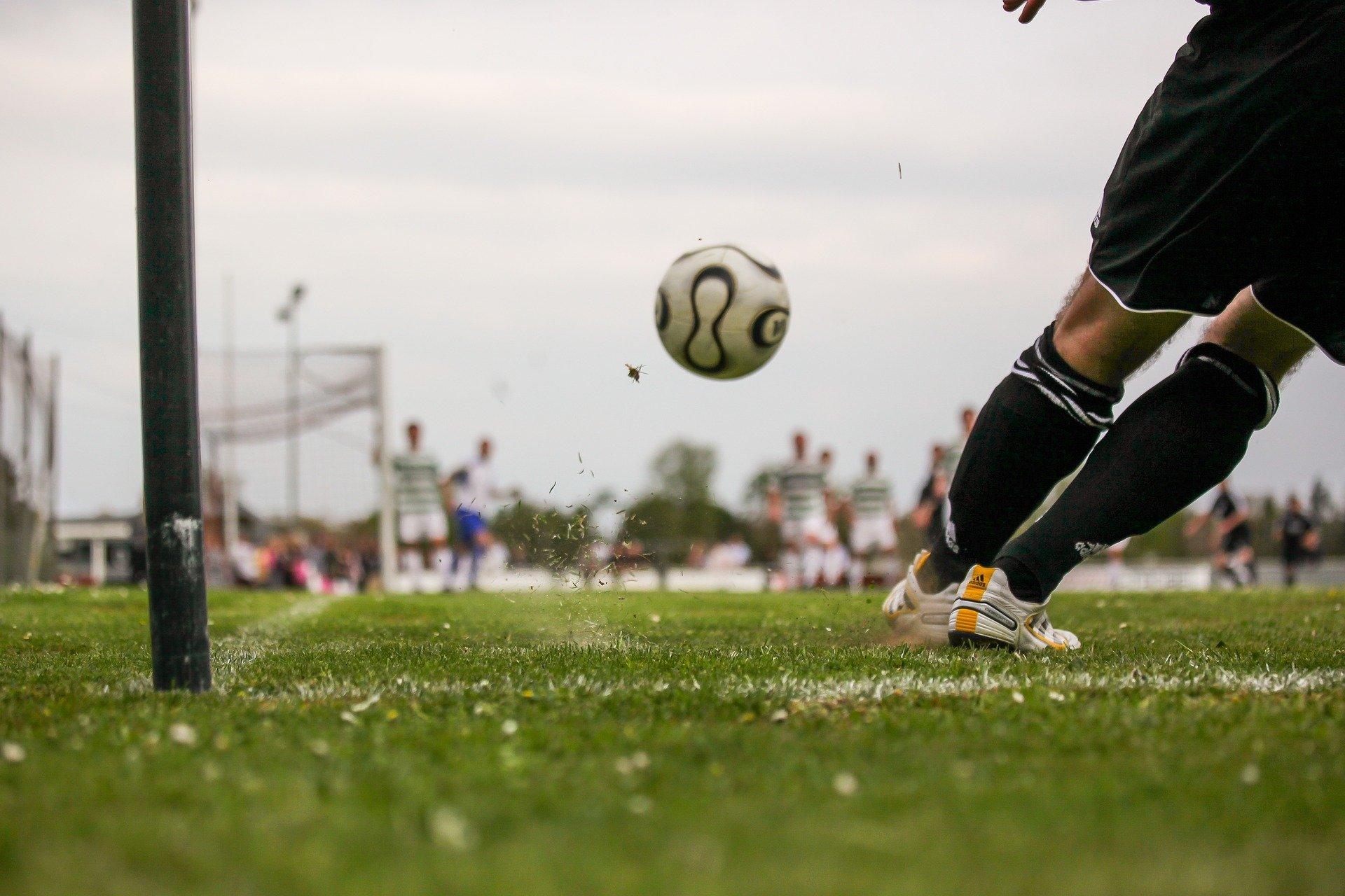 Футбол на първа линия