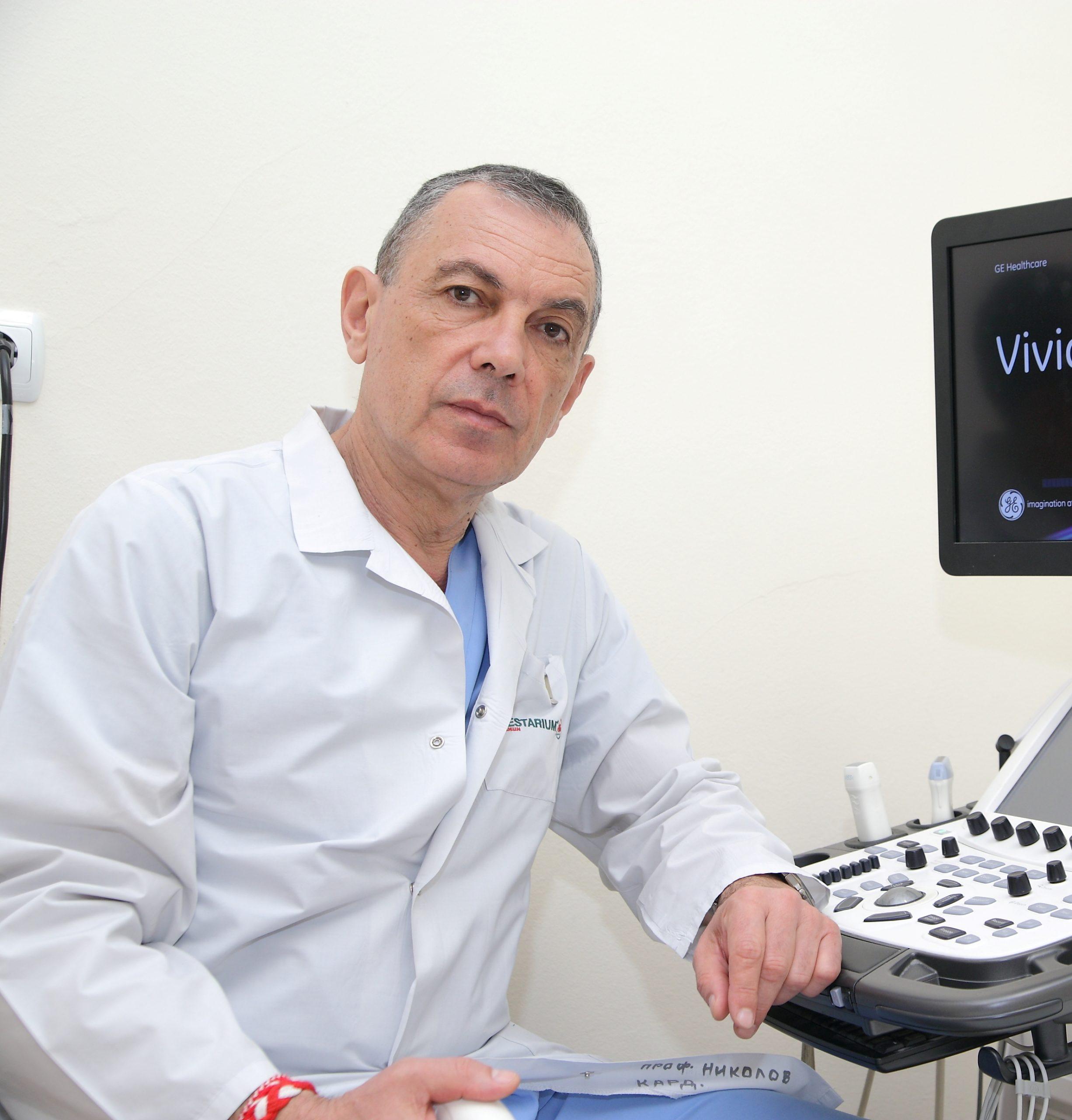 Проф. д-р Федя Николов: Една трета от хората не знаят, че са с високо кръвно