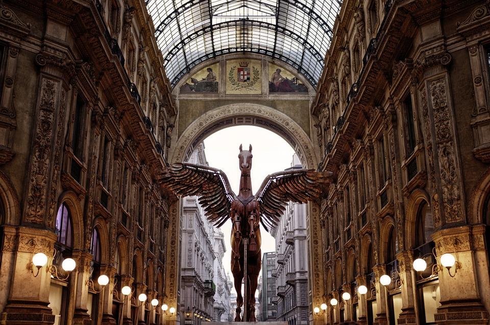 Зодиите на пътешествие до Милано!