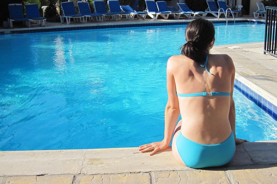 Водна аеробика за бременни