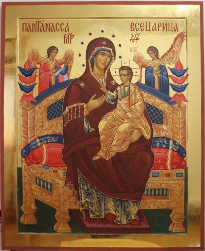 """Света Богородица """"Всецарица"""" в Лозенец"""