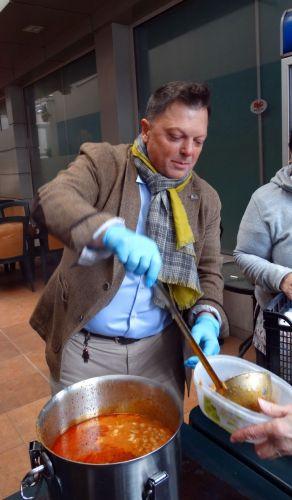 """Последният гост на """"Топъл обяд"""" бе зам.-кметът на Пловдив Илия Кирчев"""