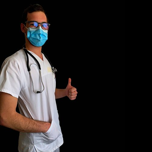 Бойните санитари се оказаха силен коз и в битката с пандемията от COVID-19