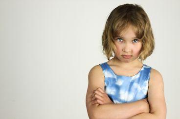 Гневът при децата: как да се справим?