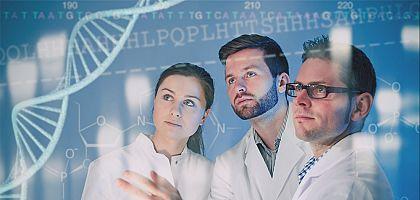 ДНК тест COVID-19 Risk, който анализира генетична вариация, свързана с индивидуалния риск при инфекция с COVID-19