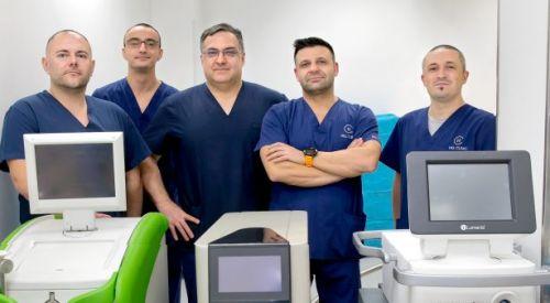 Още един лазер в Хил клиник – Lumenis MOSES