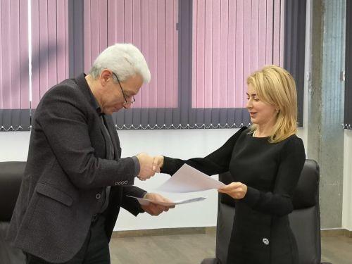 Община Габрово и Тракия икономическа зона станаха партньори