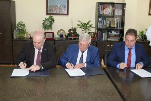 МЗ, Прокуратурата и БЛС подписаха Споразумение за сътрудничество при случаи на насилие над медицински лица