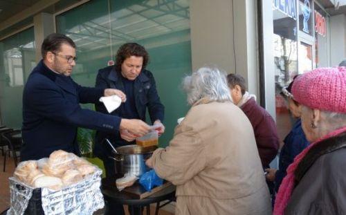Благотворителната инициативата на д-р Енчев