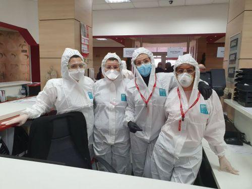 """Драконовски мерки срещу коронавируса в Университетска болница """"Дева Мария"""""""