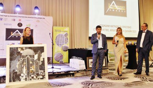Общините Ловеч, Балчик и македонският лидер Nastel Skopje със Строителни Оскари