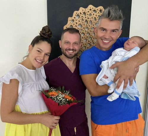 Весела Бонева стана майка